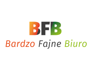 BardzoFajneBiuro logo