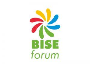 projekt logo konferencji poświęconej odnawialnym źródłom energii BISE forum