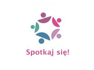 logo firmy Spotkaj Się organizującej animacje, warsztaty, spotkania wyjazdy min. integracyjne