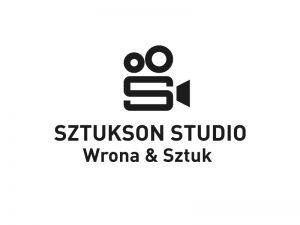 projekt logo Sztukson Studio