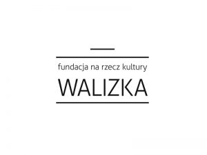 Fundacja na rzecz kultury WALIZKA - projekt logo