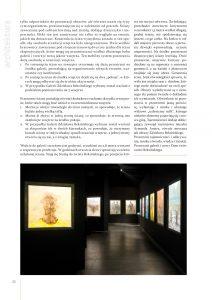 strona artykułu o Galerii Zdzisława Beksińskiego w Krakowie