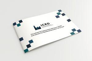 folder podsumowujący program ICED