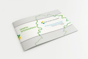 okładka oferty sponsorskiej na Śląski Kongres Obywatelski