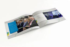 rozkładówka oferty sponsorskiej na Śląski Kongres Obywatelski